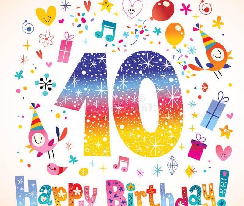 Birthday Celebration Time
